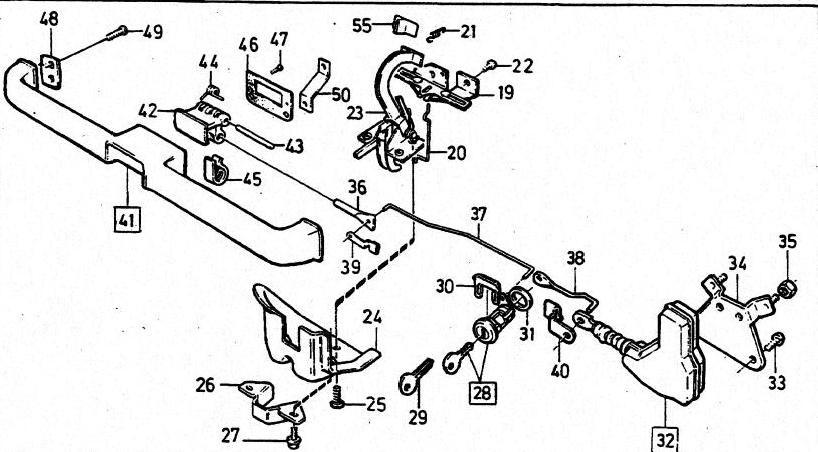 1989 740 volvo vacuum diagram